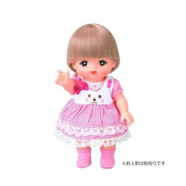 3歳〜★知育玩具 おせわだいすきメルちゃん きせかえセット【ET8 うさちゃんワンピ】パイロットインキ