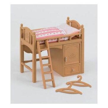 シルバニアファミリー 家具【カ-314 ロフトベッド】エポック社