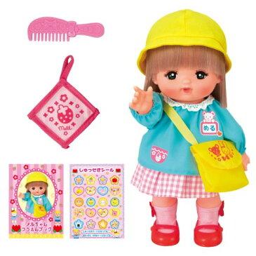 3歳〜★知育玩具 メルちゃん【人形付きセット わくわくつうえんセット】パイロットインキ