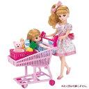 リカちゃん人形【おかいものショッピングカート】タカラトミー