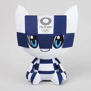 東京2020 オリンピック マスコット ぬいぐるみ【公式グッズ L ミライトワ】
