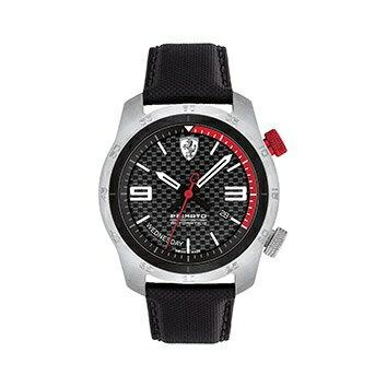 """【正規輸入品・日本総代理店保証つき新品】Scuderia Ferrari(スクーデリア・フェラーリ)腕時計""""PRIMATO AUTOMATICO""""フェラーリ70周年記念限定モデル  0830440"""