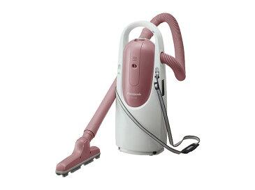 掃除機 肩掛け掃除機 Panasonic かけちゃお MC-K10P-P ピンク