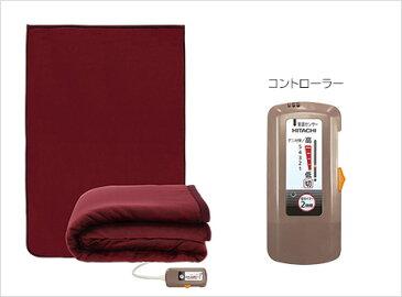 日立 電気毛布 掛、敷両用  HLM-202MKRX