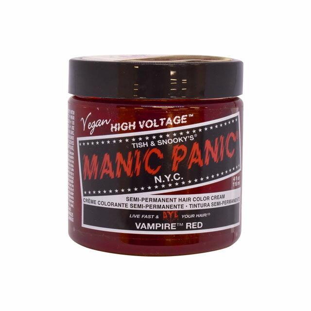 ヘアカラー MANIC PANIC-マニックパニック- ヴァンパイアレッド (B)_3aj