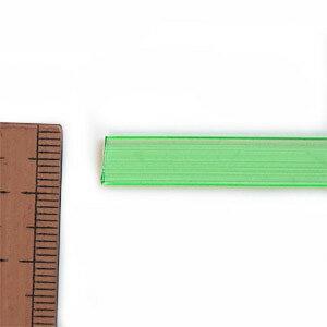 ビニールクリアテープ(サルカン)7mm5.明るい緑4a