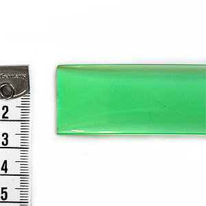 ビニールクリアテープ25mm5.明るい緑4a