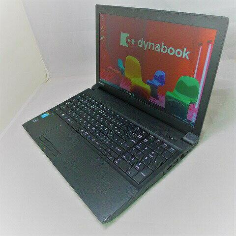 パソコン, ノートPC TOSHIBA dynabook B554 Core i3 16GB SSD4TB LAN Windows10 64bitWPSOffice 15.6