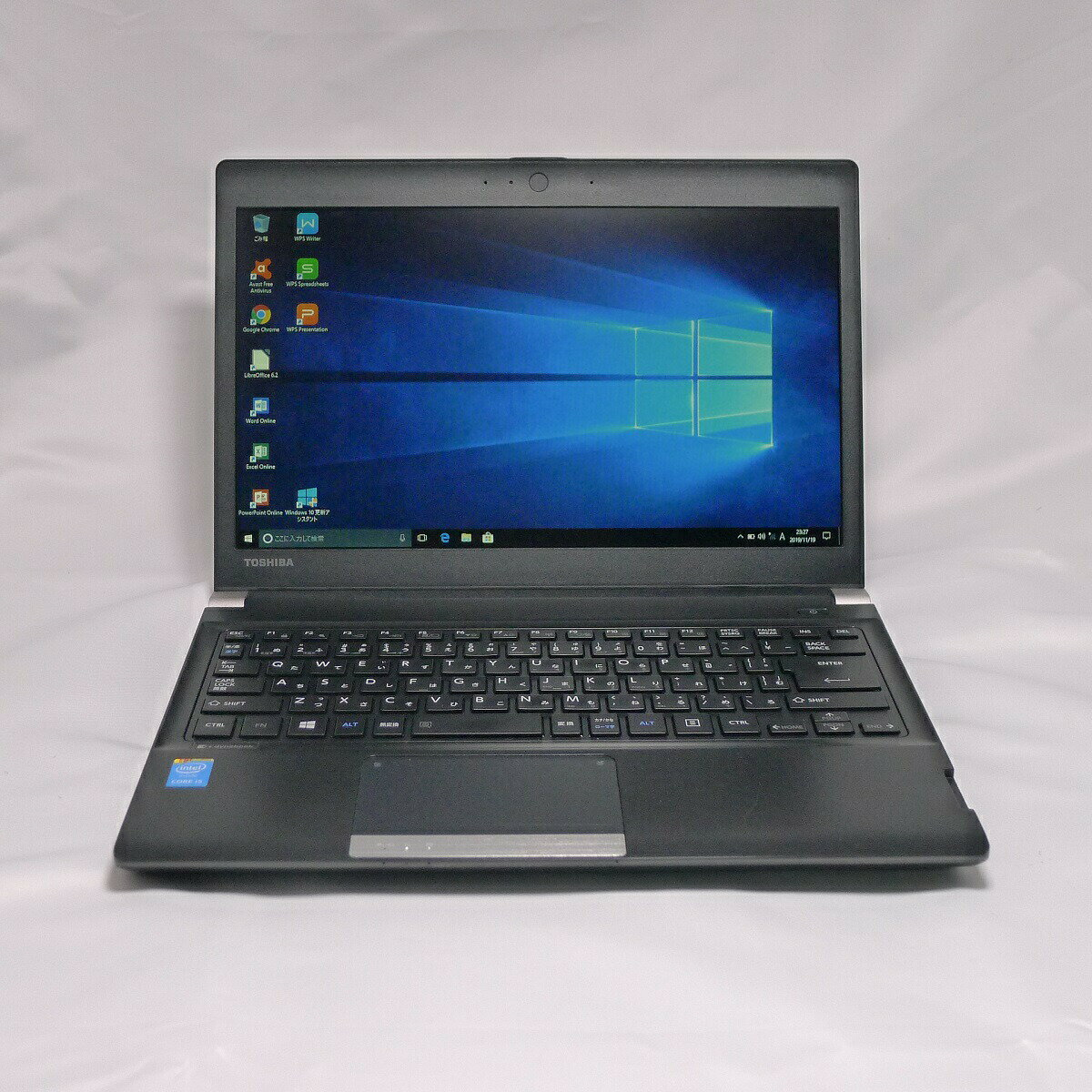 パソコン, ノートPC TOSHIBA dynabook R734 Core i5 16GB HDD2TB LAN Windows10 64bitWPSOffice 13.3
