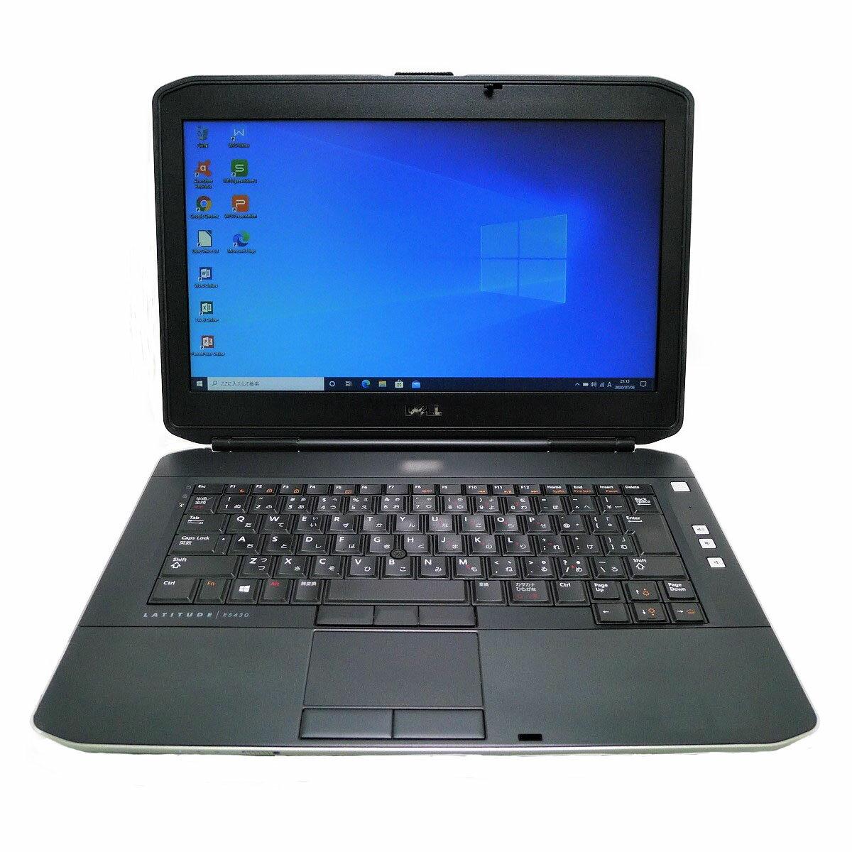 パソコン, ノートPC DELL Latitude E5430 Core i5 8GB HDD2TB DVD-ROM LAN Windows10 64bitWPSOffice 14.0 HD