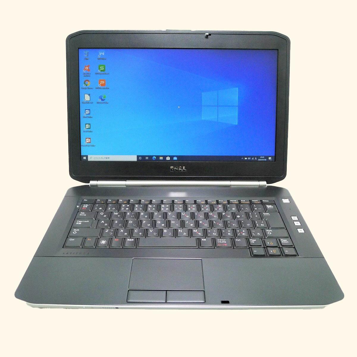 パソコン, ノートPC DELL Latitude E5420 Core i3 16GB SSD240GB LAN Windows10 64bitWPSOffice 14.0 HD