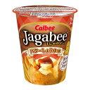 カルビー じゃがビー Jagabee バターしょうゆ味 40g×12個