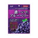アサヒグループ食品 濃ーいブルーベリー 84g×6袋