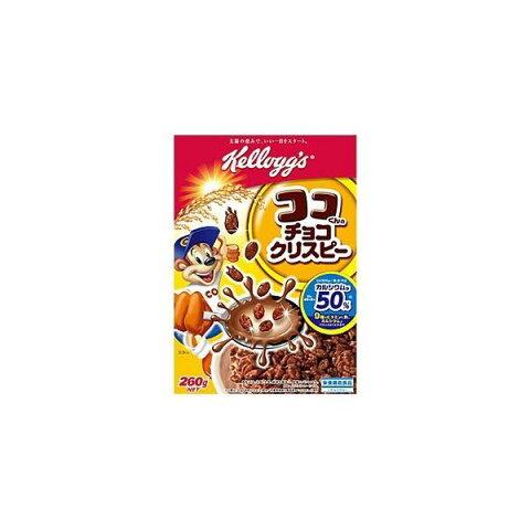 ケロッグ ココくんのチョコクリスピー 260g×10箱入