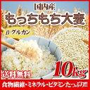もっちもち大麦 10kg (5kg×2袋) 30年岡山県産 送料無料