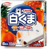 箱入りバータイプの白くま丸永製菓 九州名物 白くま 6箱入丸永製菓 九州名物 白くま 6箱入