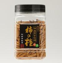 越後の神楽南蛮味噌柿の種(ボトル入り)245g【阿部幸製菓】