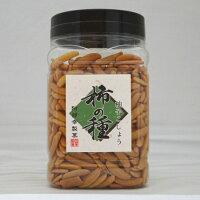 柚子こしょう味柿の種  (ボトル入りお手ごろサイズ)250g【通販限定】【阿部幸製菓】