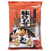 味合わせ(6パック入り)【阿部幸製菓】