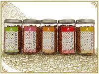 【送料無料】 ボトル入り柿の種5本セット 直売店限定デザイン プレゼントやギフトにもピッタリです 《阿部幸製菓》