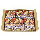 (全国送料無料)グリコ 毎日果実 プルーン&ブルーベリー 6枚(3枚×2袋入) 6コ入り メール便 (4901005184428x6m)