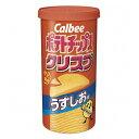 カルビー ポテトチップスクリスプ うすしお味 50g 12コ (4901330303396)