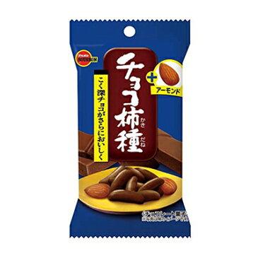 ブルボン チョコ柿種プラスアーモンド 43g 120コ入り 2018/10/16発売