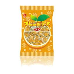 パイン オレンジアメ 1kg(梱包装紙込み) 10袋入り (4902435000227c)