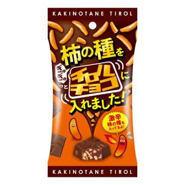 チロルチョコ 柿の種チロル 8個 96コ入り 2018/09/03発売