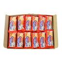 (全国送料無料) やおきん ピエールおじさんのロールケーキいちごクリーム味 20g 12コ入り メール便 (4903013241148x12m)