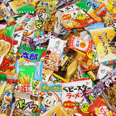 駄菓子, 各種駄菓子セット 5 101 1031 131 D (omtma0779)