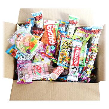 (地域限定送料無料) うまい棒(210本入り)・おまかせ駄菓子(76コ)セット おかしのマーチ (omtma5770k)