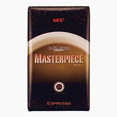 UCC業務用 マスターピース エスプレッソ(豆) AP500g×12個:おかしのマーチ