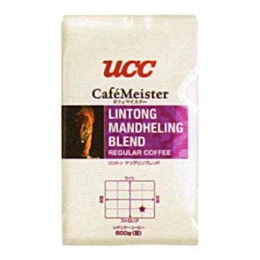 UCC業務用 リントン マンデリン ブレンド(豆) AP500g×12個
