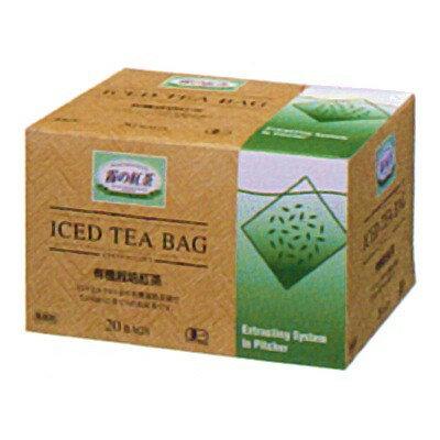 UCC業務用 霧の紅茶 アイス T/B 有機栽培紅茶 (10g×20P)×12個:おかしのマーチ