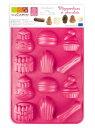 SC チョコレート型 Chocolats mignardises(スイーツ)シリコンモールド REF 6727 チョコ型