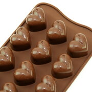 チョコレート シリコンモールド モナムール チョコレートモールド