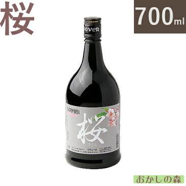 ドーバー和酒 桜 リキュール 700ml さくら/サクラ