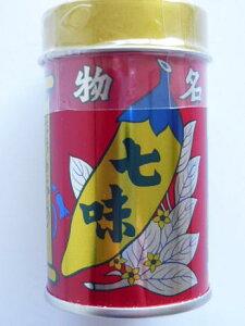 善光寺名物八幡屋礒五郎 七味唐がらし(中辛) 14g 10缶入