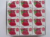 マルカワ いちごマーブルフーセンガム 36個入(33+あたり3) 駄菓子ガム