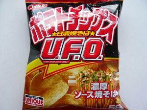 コイケヤ ポテトチップス 焼きそばUFO味 58g 12袋入●販売終了致しました。