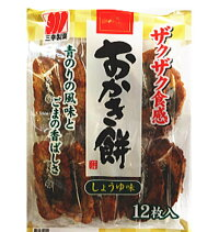 三幸製菓おかき餅12枚×12袋