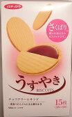 【心ばかりですが…おまけつきます☆】ミスターイトウうすやきチョコクリームサンド15枚×6箱入