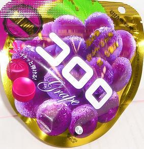 【心ばかりですが…おまけつきます☆】UHA味覚糖コロログレープ40g×6入
