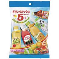 【心ばかりですが…おまけつきます☆】ロッテドリンクミックス5(袋)80g×10袋入