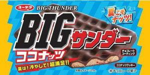 【心ばかりですが…おまけつきます☆】有楽製菓BIGサンダーココナッツ1枚×20入夏季期間中クー...