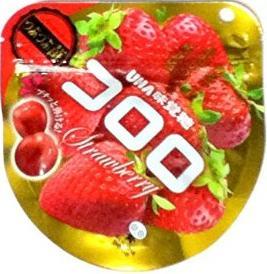 【心ばかりですが…おまけつきます☆】UHA味覚糖◆コロロストロベリー◆40g×6入×12箱 本…