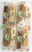 【心ばかりですが…おまけつきます☆】染谷製菓雷おこし*16本×5袋入