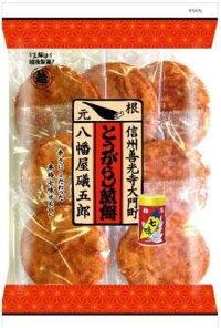 【心ばかりですが…おまけつきます☆】越後製菓七味とうがらし煎餅7枚×12袋入