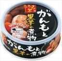 送料無料 ホテイフーズ ふる里 がんもと里芋の煮物 70g×12缶